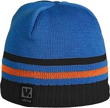 Viking Czapka męska Primaloft Rasset niebieska (205/17/6257)
