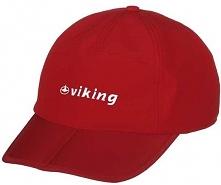 Viking Czapka męska Softshell czerwona r. 58 (235/12/2025)