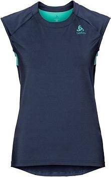 Odlo Koszulka tech. Odlo TOP Crew neck s/s Ceramicool      - 350241 - 350241/...