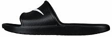 Nike Klapki Kawa Shower czarne r. 38 1/2  (832528 001)