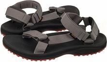 TEVA Sandały męskie Winsted Solid  szaro-czarne r. 40,5 (BRD 1017420)