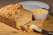 Chleb kukurydziany z mąki kukurydzianej i ryżowej