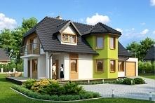 Projekt domu DM-6325 BRONOWICE