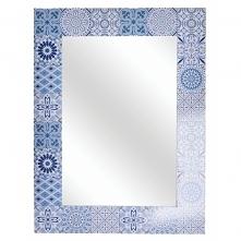 Lustro w marokańskim stylu - idealne lustro łazienkowe