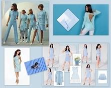 W odcieniach błękitu - idea...