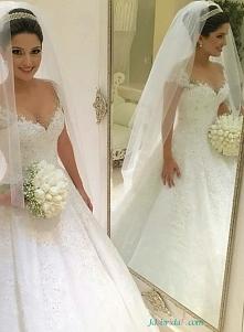 H1646 Suknie ślubne suknie ślubne księżniczki