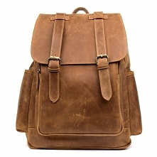 Prime Day 2018 | CWMALLS® London Mens Retro Leather Travel Backpack CW908035 ...