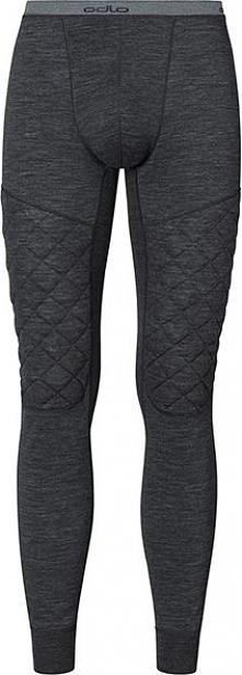Odlo Spodnie męskie Revolution X-warm czarne r. L (110232)
