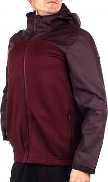 Nike Kurtka męska Chainmaille Full-Zip Shield fioletowa r. XL (624862687)