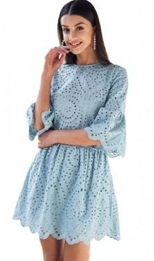 Kobieca sukienka idealna na...