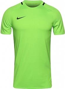 Nike Koszulka męska M NK DRY TOP SS SQD PRIME zielona r. M (846029 336)