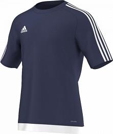 Adidas Koszulka piłkarska męskie Estro 15 granatowo-biała r. M (S16150)
