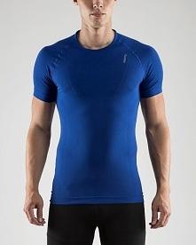 Craft Koszulka męska Cool Intensity RN SS Blue r. M 1904922 - 1367)