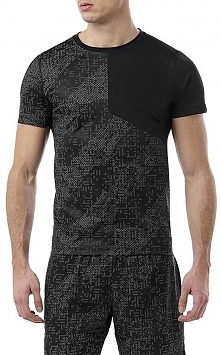 Asics Koszulka męska Lite Show SS Top czarna r. S (146617 1179)
