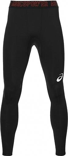 Asics Spodnie męskie  Recovery Tight czarny r. M (141107 0904)