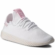 Buty adidas - Pw Tennis Hu W DB2558 Ftwwht/Ftwwht/Cwhite