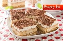 3 BIT CIASTO – NAJLEPSZY PRZEPIS  2 duże opakowani herbatników petit beurre 1...