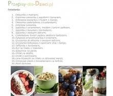 20 smacznych i zdrowych pomysłów na śniadania dla dzieci.