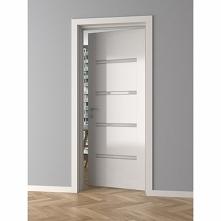 Listwa do obudowy drzwi MD359E Mardom Decor Elite. Biała obudowa do drzwi nad...