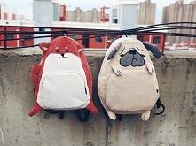 Urocze plecaczki w kształci...