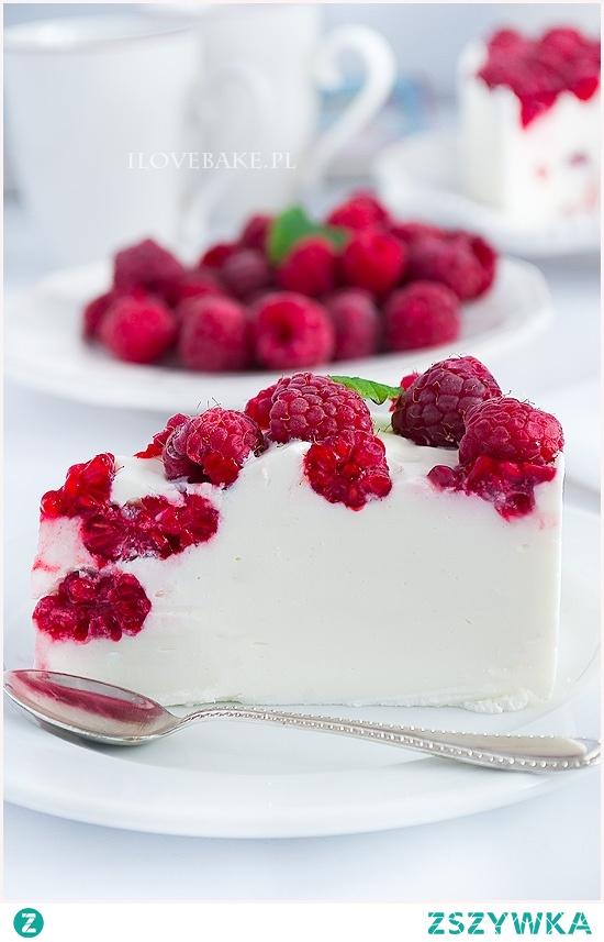 Jogurtowy deser na zimno (bez cukru)