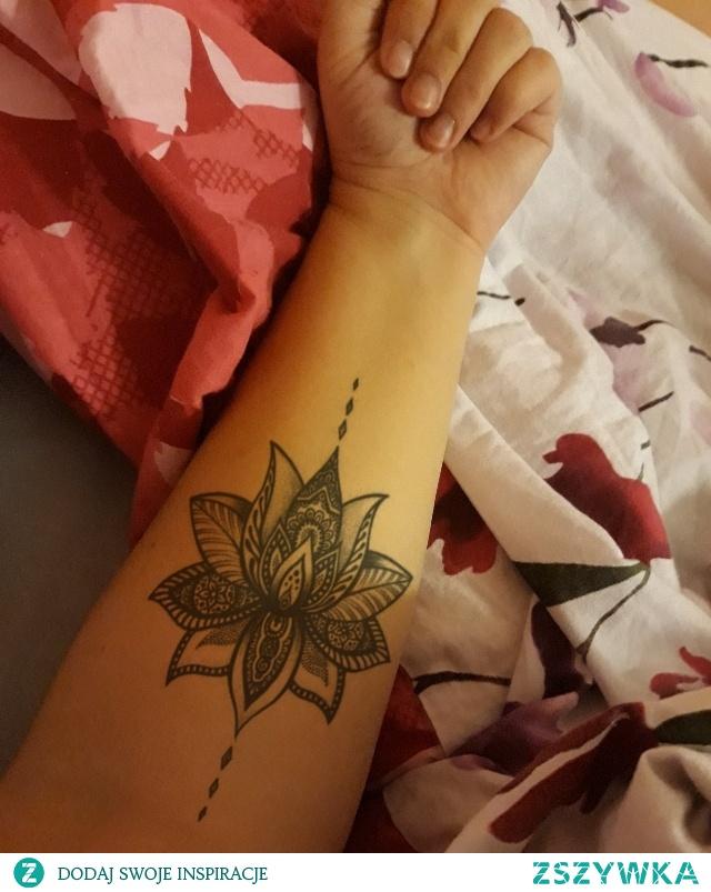 First tatto ♡