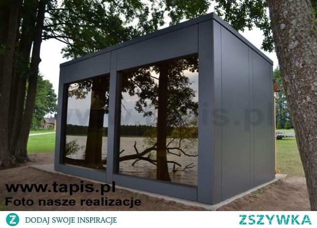 Domek saunowy Fornax. Producent: TAPIS.PL