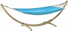 Amazonas Hamak ze stojakiem Miami Set Aqua 220x120cm (AZ-6010140)