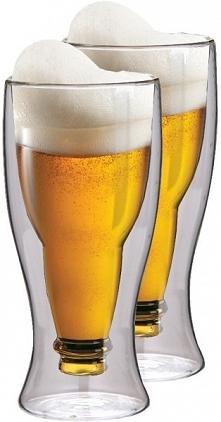 Maxxo Szklanki Do Piwa Beer 500 Ml, 2szt