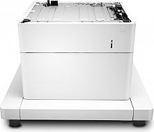 HP podajnik papieru szuflada na 550 arkuszy z szafką i szafa (J8J91A)