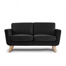 Sofa 2 dwuosobowa TAGIO czarny