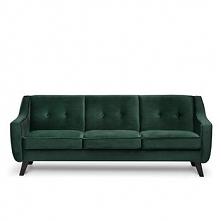 Sofa 3 trzyosobowa TERSO ciemny zielony