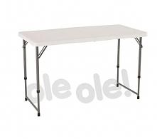 Lifetime Stół składany w pół 122cm 4428 - RABAT DO 8%