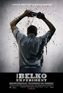 34. The Belko Experiment (2016)