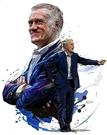 Didier Deschamps, autor: Ya...