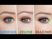 Jak dobrać makijaż do koloru oczu?