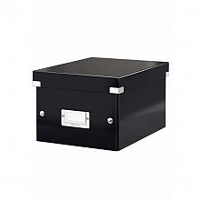 Leitz Pudło archiwizacyjne Click & Store uniwersalne małe czarny (10K262A)