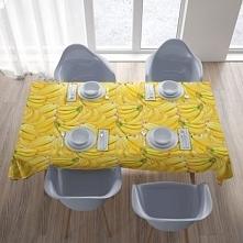 Obrus dekoracyjny  Yellow Bananas 135x200 cm