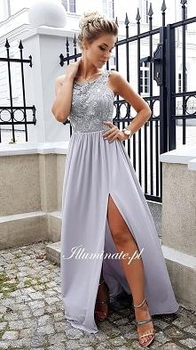 Przepiękna, długa sukienka ...