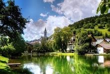 Austria - puzzle. Inspiracje na wakacje.  #puzzle, #układanka, #jigsaw, #podr...