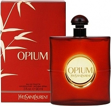 YVES SAINT LAURENT YSL OPIUM EDT 50ml