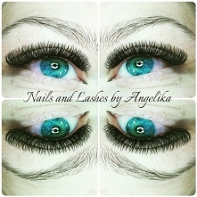 Nails and Lashes by Angelika