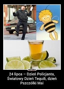 24 lipca - Dzień Policjanta...
