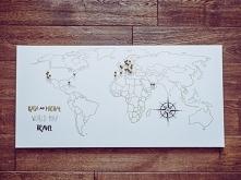 Cześć! Wykonuję mapy świata, krajów, kontynentów na zamówienie! Do wyboru for...