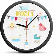 Baby Gadgets Zegar Młodego Rodzica
