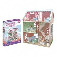 Puzzle 3D Domek dla lalek Pianist's Home - DARMOWA DOSTAWA OD 199 ZŁ!!!