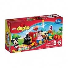 Klocki LEGO 10597 DUPLO (Parada urodzinowa myszki Miki i Minnie)
