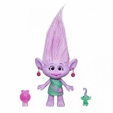 Trolls - Figurka Glitter Girl z dzieckiem  (GXP-624238)