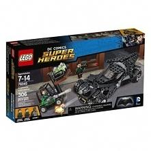 Klocki LEGO Super Heroes Przechwycenie kryptonitu 76045