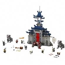 Klocki LEGO Ninjago Świątynia broni ostatecznej